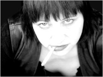 Lydia Lunch by Marc Viaplana