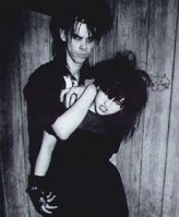 Lydia Lunch et Nick Cave (from Bad Seed by Ian Johnston)